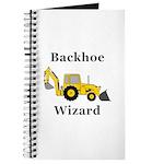 Backhoe Wizard Journal