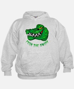 Fear The Swamp Gator Sweatshirt