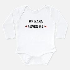 Nana loves me Body Suit