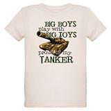 Boys military Organic Kids T-Shirt