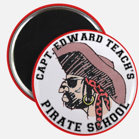 Pirate School Magnet