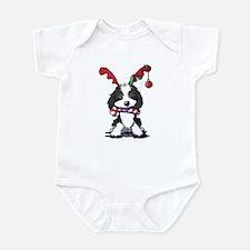 KiniArt Westie Rabbit Infant Bodysuit