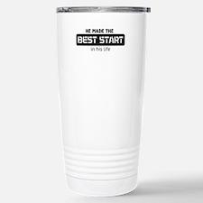 BEST START Travel Mug
