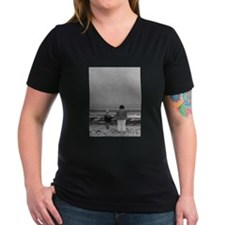 Mother and Child, California Shirt