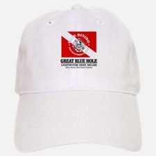 Great Blue Hole Baseball Baseball Baseball Cap