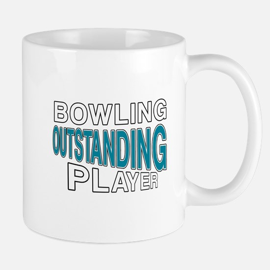 Bowling Outstanding Player Mug
