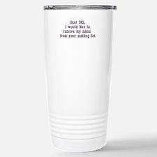Unique Be a actuary Travel Mug