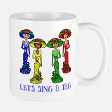 Victorian Quartet Mugs