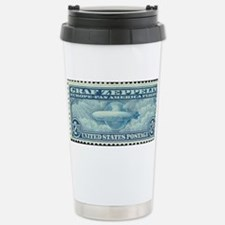 Cute Collectible stamps Travel Mug