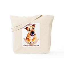 Lola Art Tote Bag