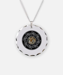 Funny Tigers Necklace