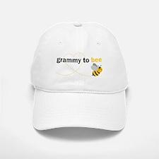 Grammy To Bee Baseball Baseball Baseball Cap
