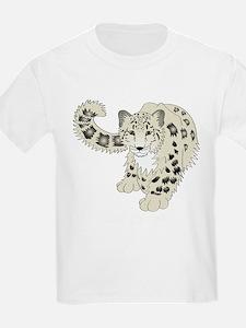 snowleoparddark T-Shirt