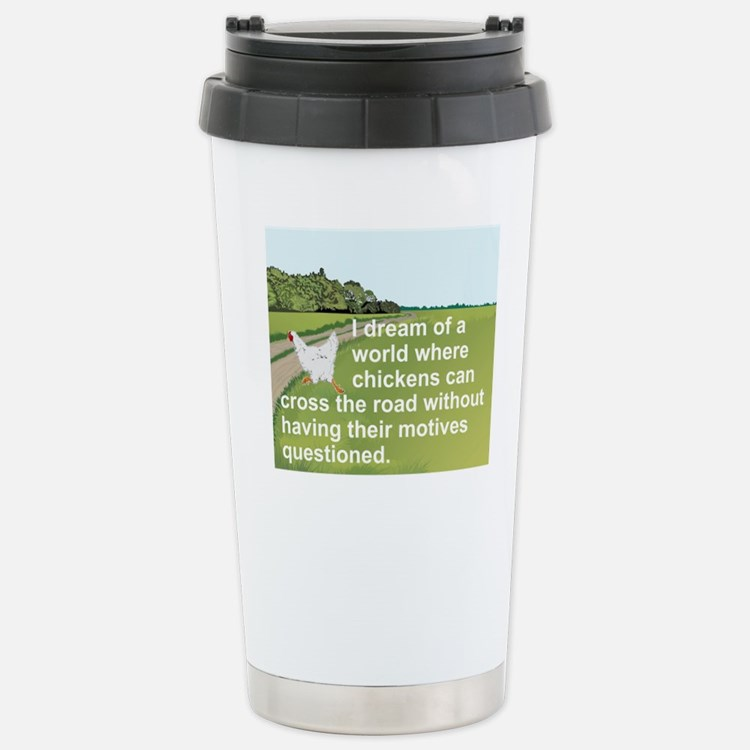 Cute Chickens Travel Mug