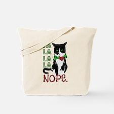 Cute Bah humbug Tote Bag
