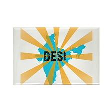 Desi Indian Rectangle Magnet (100 pack)