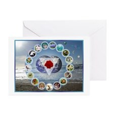 Nature Greeting Cards (Pk of 10)