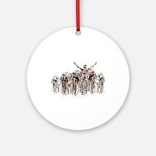 Tour de France Round Ornament