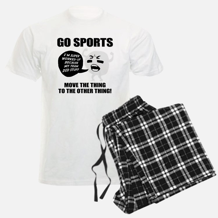 Go Sports!! Pajamas