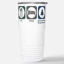 Cute Environmental engineer Travel Mug