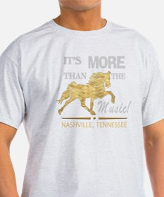 Nashville Is More Than Music-DK-TWH T-Shirt