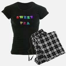 Sweet Pea,baby Pajamas