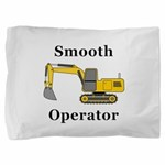 Smooth Operator Pillow Sham