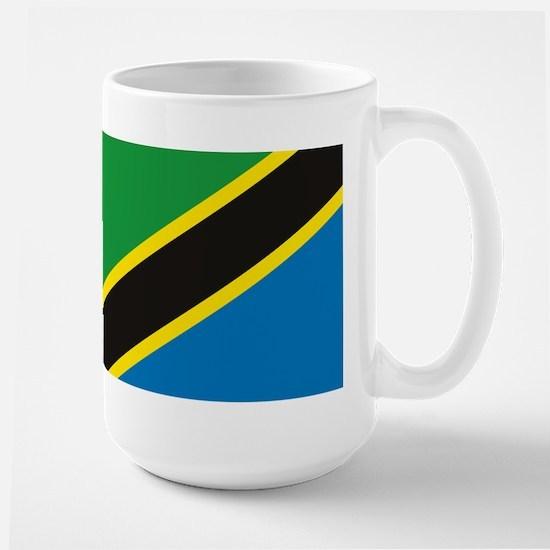 Tanzania Flag Mugs