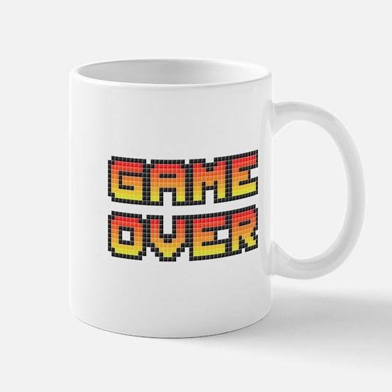 Game Over (Pixel Art) Mugs