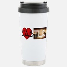 Cute Castletv Travel Mug