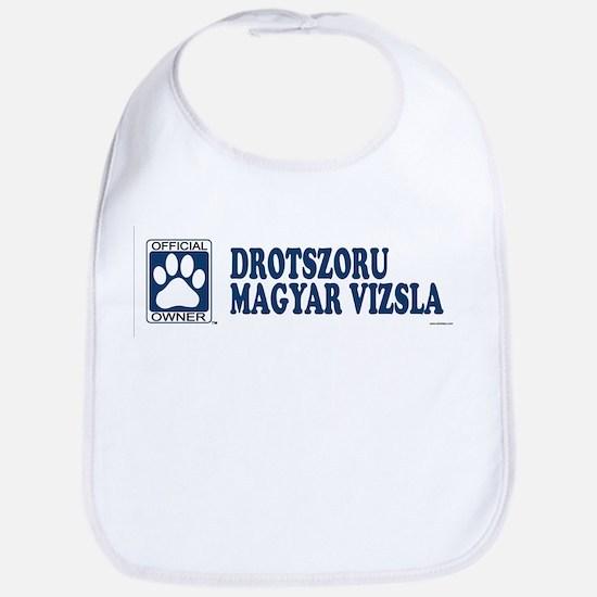 DROTSZORU MAGYAR VIZSLA Bib