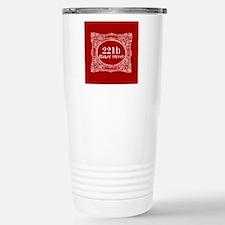 Holiday Holmes Travel Mug