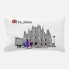 Milano Milan Italy Pillow Case