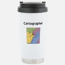 Funny Cartography Travel Mug