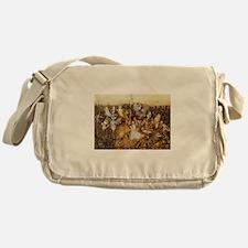 Fairy Bunny Messenger Bag