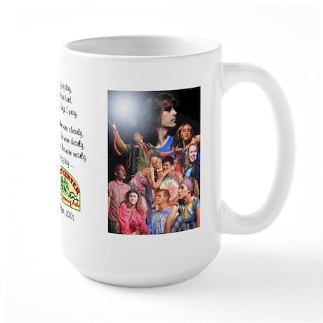 Godspell - Large Mug