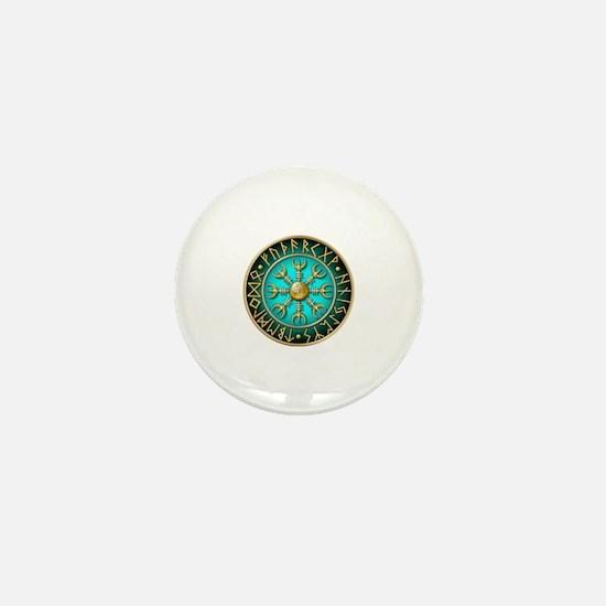 Unique Norse Mini Button