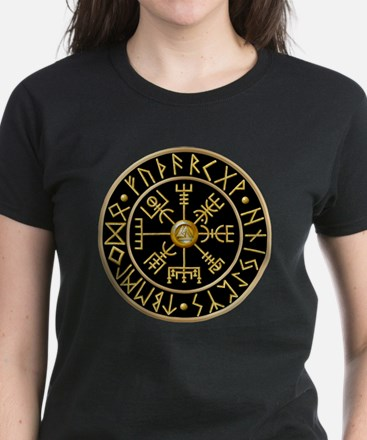 Cool Viking compass Tee