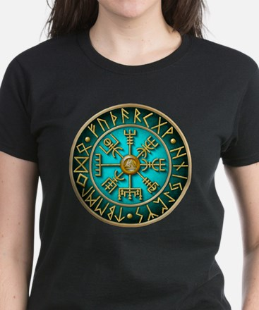 Cute Viking compass Tee