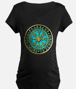 Unique Viking compass T-Shirt