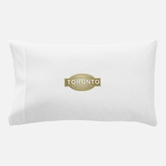 Toronto Cigar Club Pillow Case