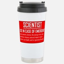 Cute Biologist Travel Mug