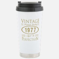 1977 Premium Quality Stainless Steel Travel Mug