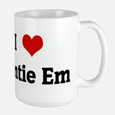 I Love Auntie E Mugs