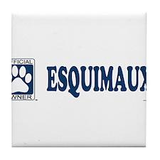 ESQUIMAUX Tile Coaster