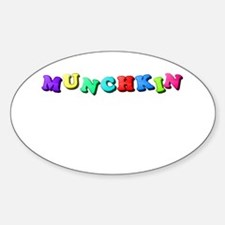 Munchkin Decal