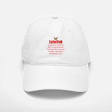 Lutefisk 1 Baseball Baseball Cap