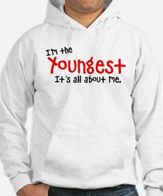 I'm the youngest Sweatshirt