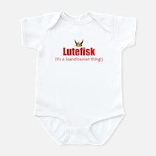 Lutefisk 2 Infant Bodysuit