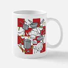 Kitchen Tools Check Mugs